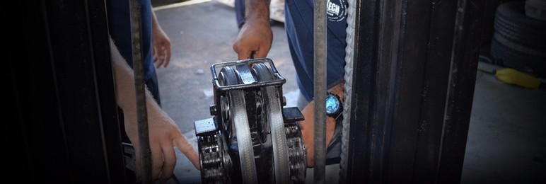 Forklift Repair Grand Cayman