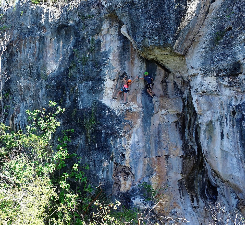 Liftech Cayman Rock Climbing
