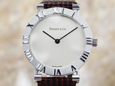 Tiffany & Co Atlas 925 Solid 925 Silver