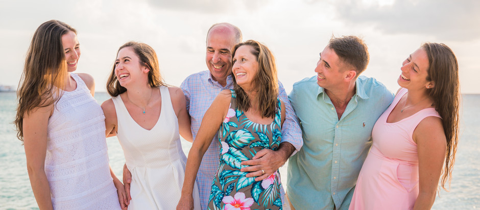 PHOTO SESSION TIP: Preparing for a family photo session