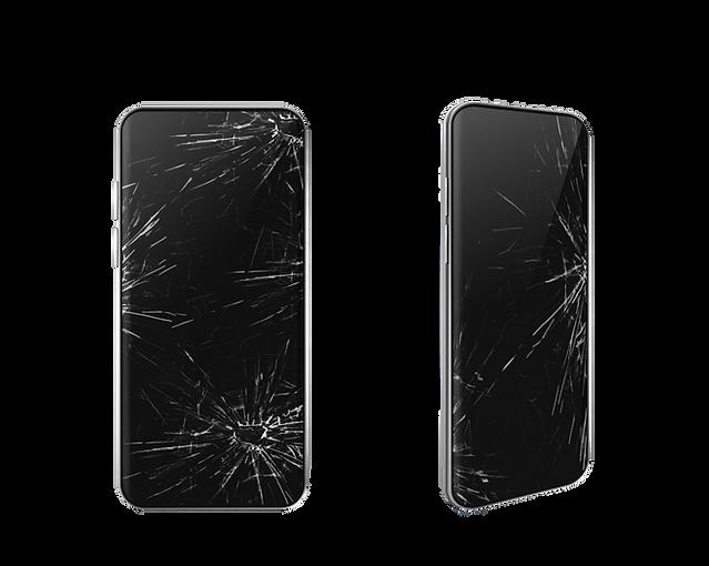 Cracked phone repair