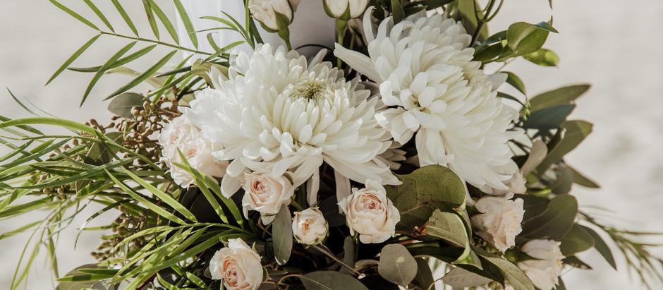 WEDDING TIP: Choosing Your Flowers