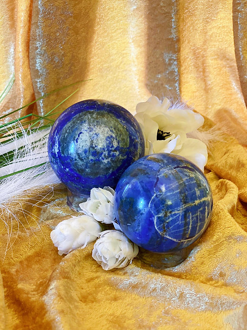 Lapis Sphere to Remove Other's Opinions & Obtain Galactic Wisdom