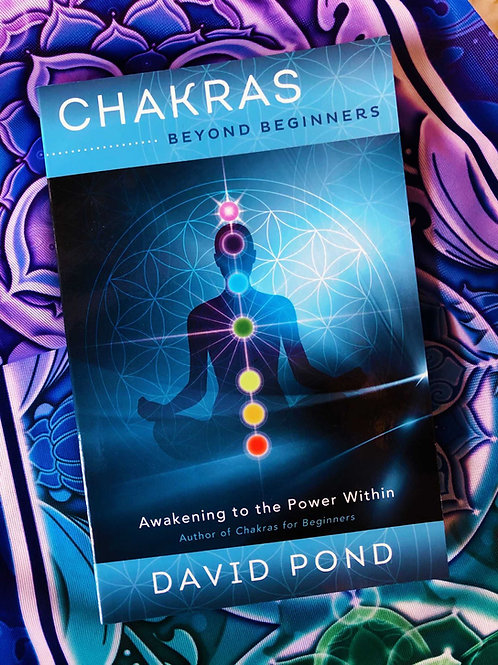 Chakras Beyond Beginners Book