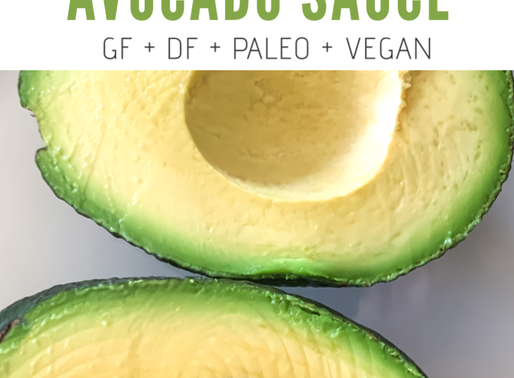 the best avocado sauce recipe ever