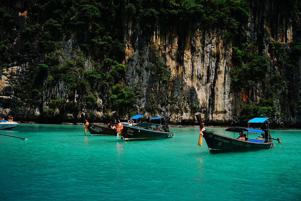 phi phi islands travel guide