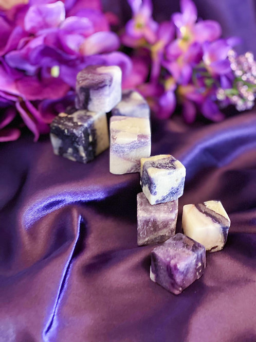 Tiffany Stone Tumbled Cubes for Channeling Your Guides & Gifts