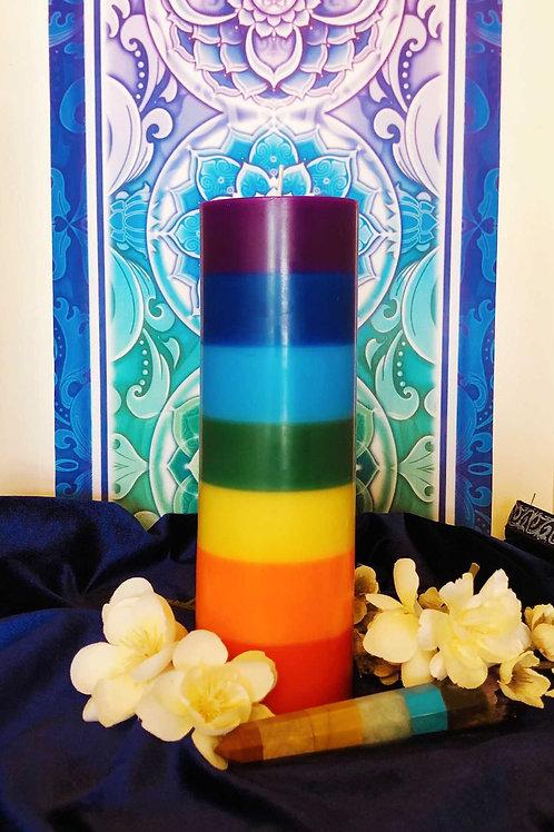 Large Charka Pillar 3x9