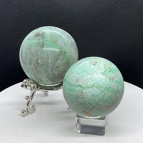 Garniertie Sphere for Inward Healing & Transformation