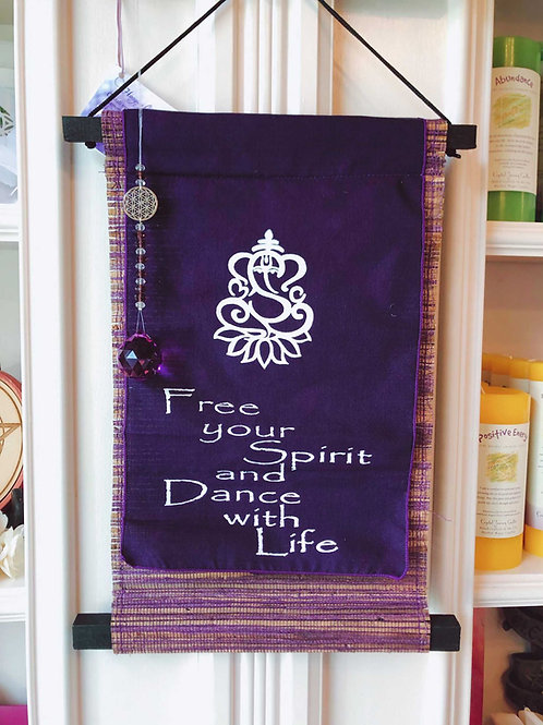 Free Your Spirit Tapestry