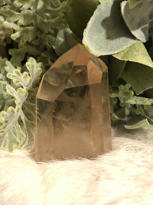 Natural Congo Citrine to Benefit Great Positive Energy & Money Booster