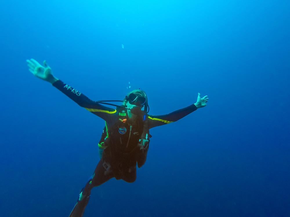 best scuba diving in cebu