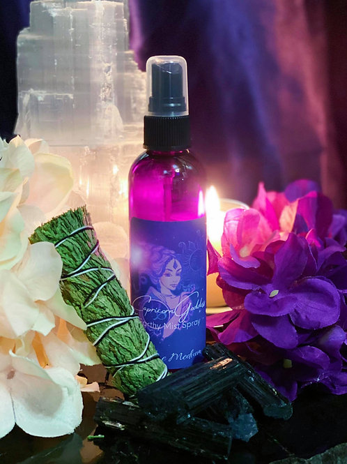 Courageous Capricorn Goddess Earthly Mist Kit to Honor Who You Are