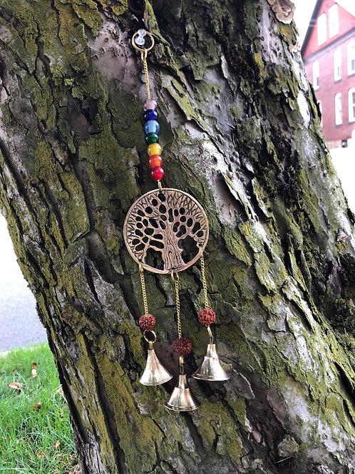 Tree of Life Chakra Bell