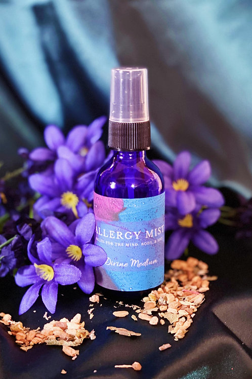 Allergy Mist for Relieving Allergic Symptoms