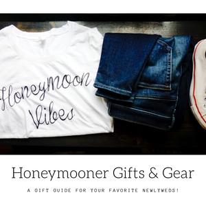honeymoon newlywed gifts