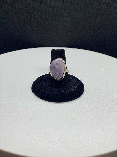 Tiffany Stone Ring for Psychic Abilities (Size 6)