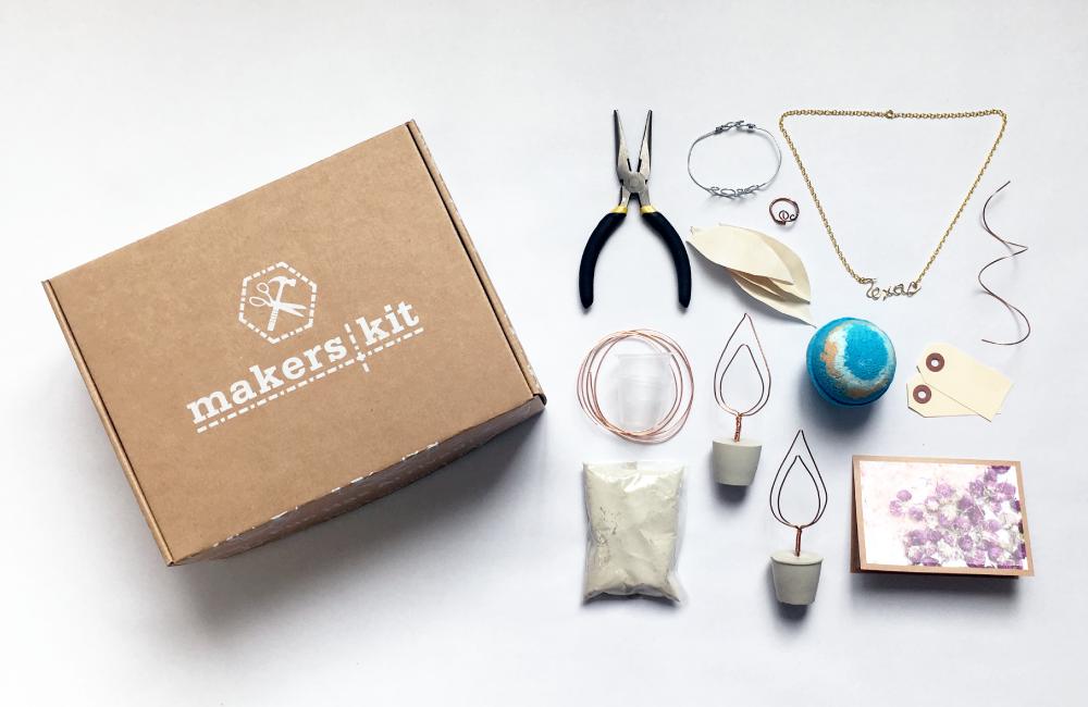 MakersKit craft box
