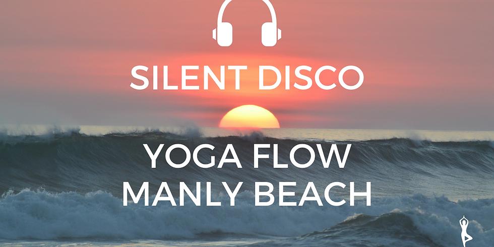 SILENT DISCO MORNING YOGA FLOW (60 Minute Power Vinyasa)
