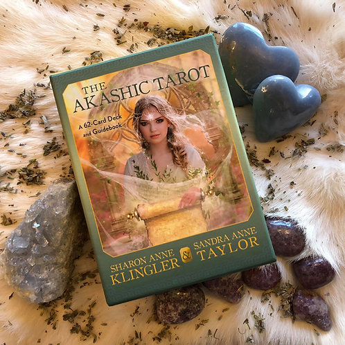 The Akashic Tarot Oracle