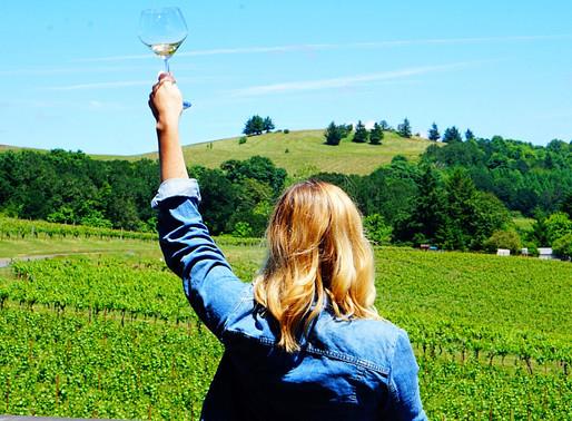 salem, oregon's wine country