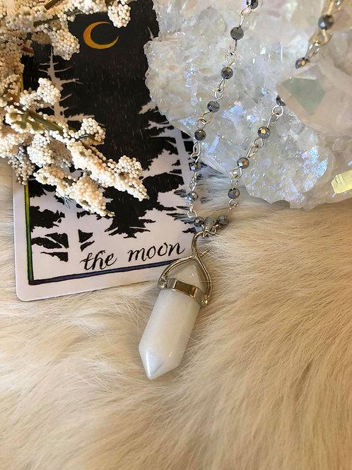 Opal Pendulum/Necklace