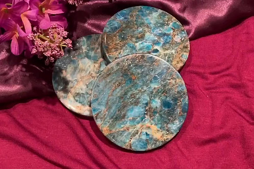 Apatite Coaster for Loosing that Unwanted Weight