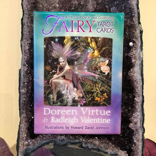 Fairy Tarot Oracle