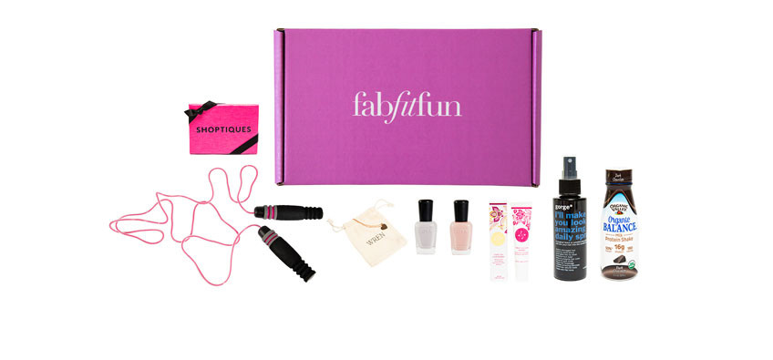 fabfitfun vip subscription box