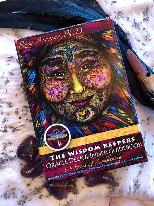 The Wisdom Keepers Oracle