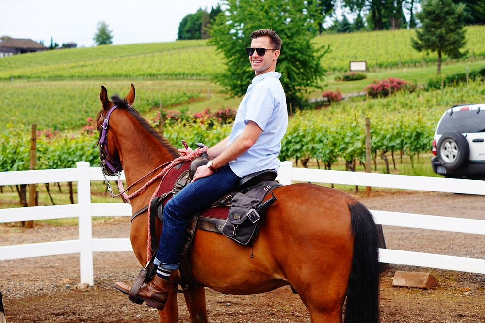 equestrian wine tasting salem oregon