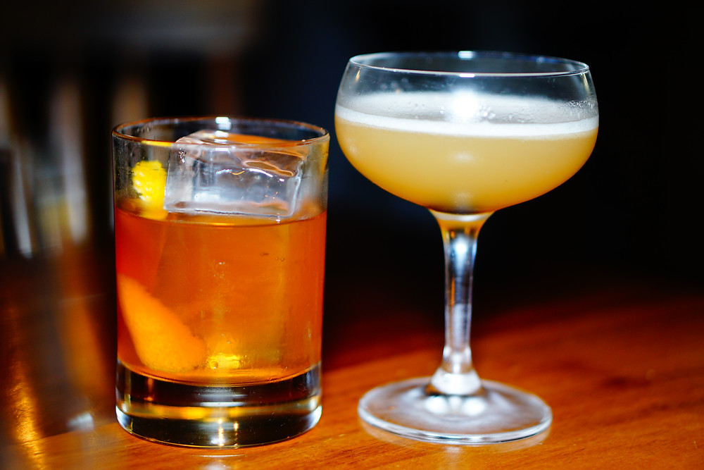best cocktails bay area