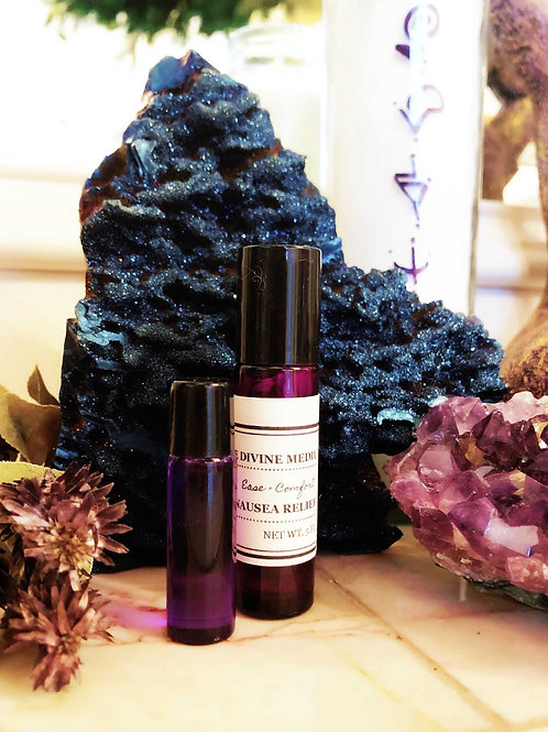 Travel Size Nausea Relief Roll On Blend