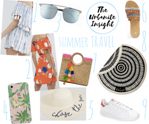 summer vacation clothes