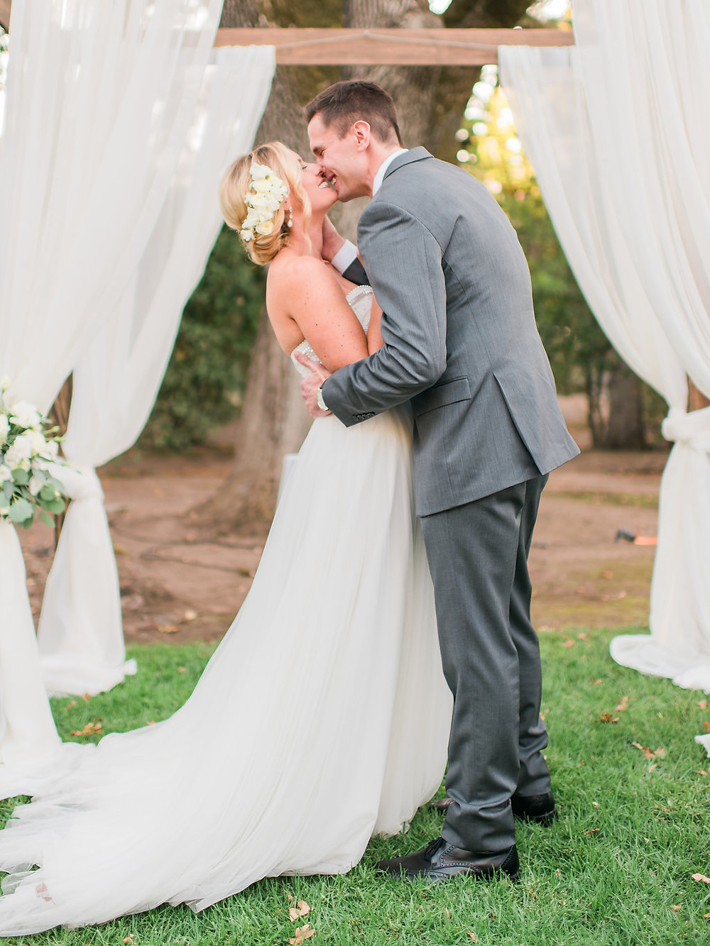 travel blogger wedding