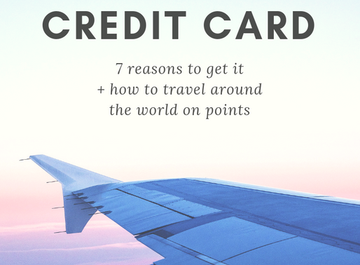 why you need the chase travel reserve credit card