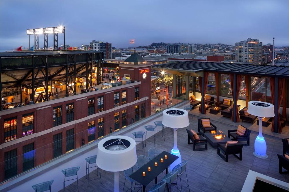 rooftop bars san francisco