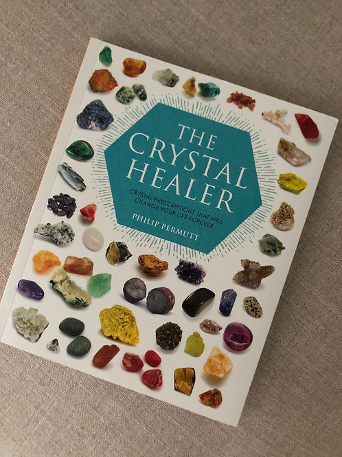 The Crystal Healer Book