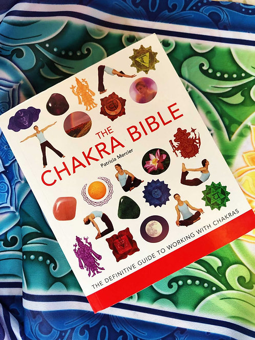 Chakra Bible Book