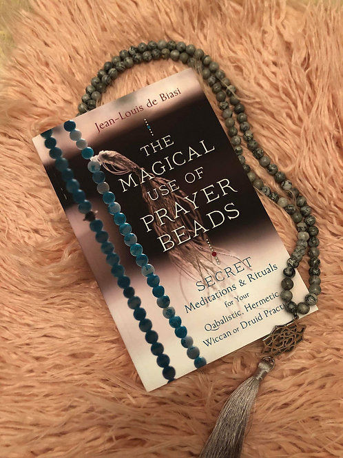 The Magical Use of Prayer Beads Book