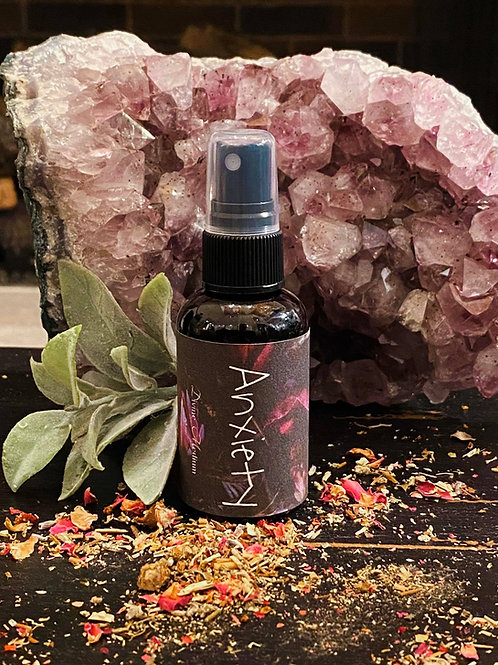 Anti-Anxiety Mist and/or Anti-Anxiety Bundle Set to Calm Panic Energy