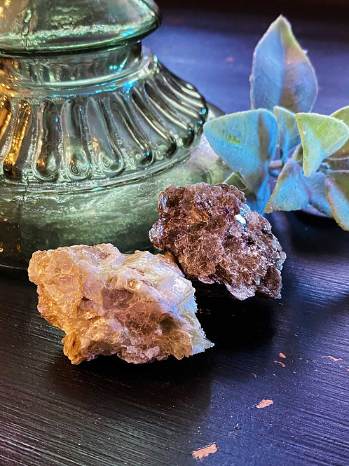 Magnificent Mica for Balancing the Heart & Crown Chakras of Benevolence