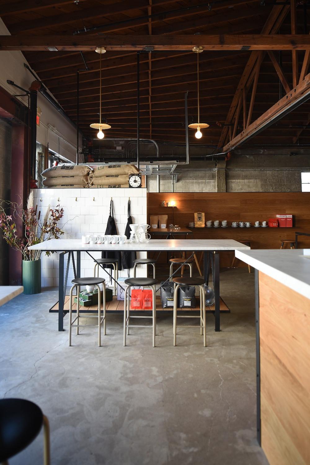 SF coffee shops