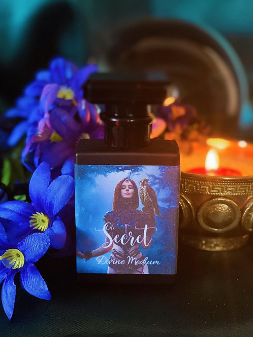 Secret Perfume for Spirit Integration & Soul Path Ascension