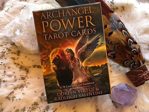 Archangel Power Tarot Oracle