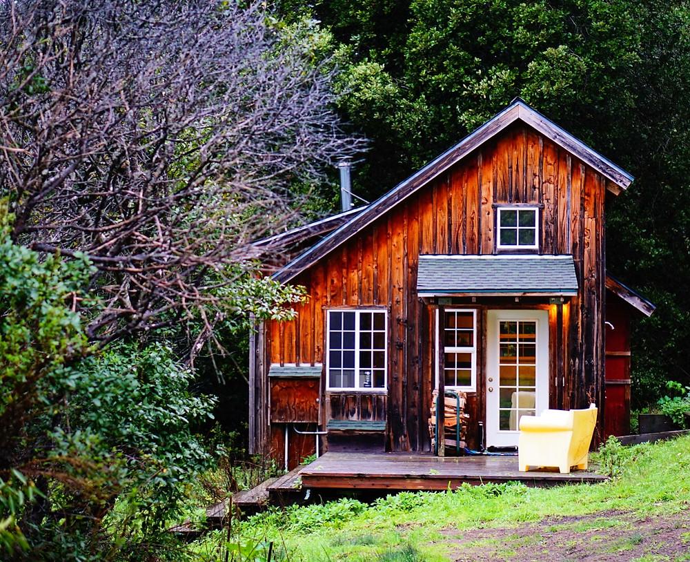 Glamping northern california