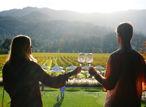 a wine country guide to calistoga and st. helena