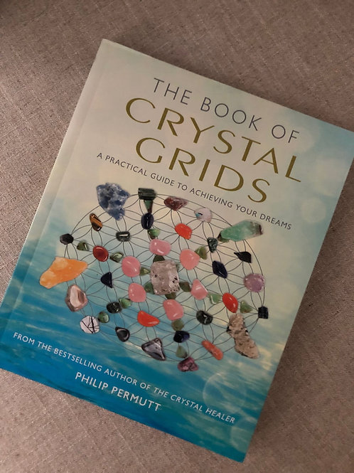 The Book of Crystal Grids Book