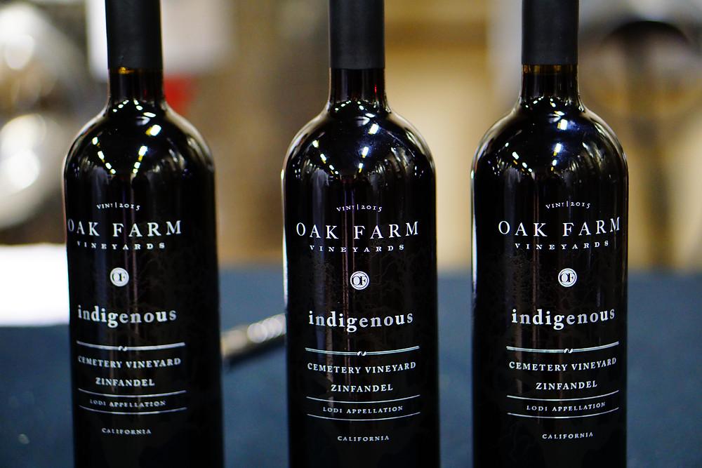oak farm lodi