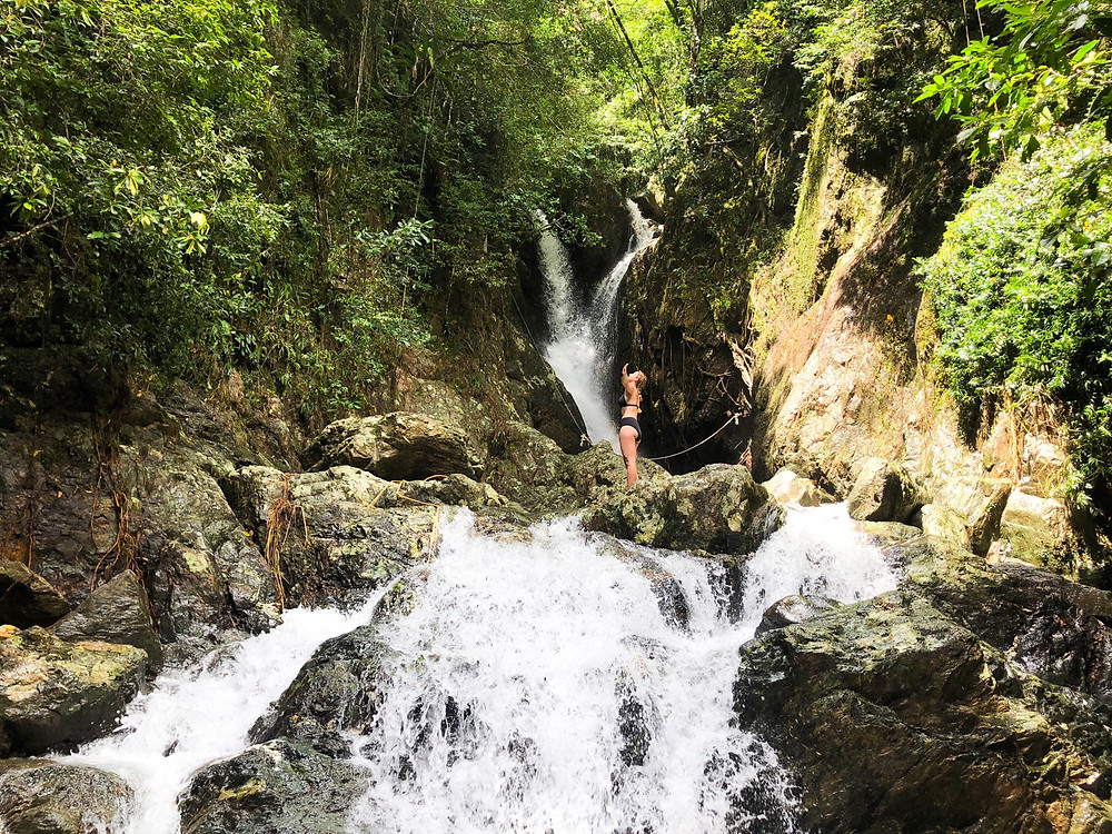 secret swimming holes in cairns